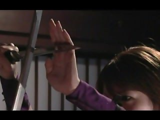 Voluptuous Female Ninja Legend - Alien Puppets. Kaede Matsushima