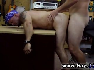 Old mature nudist gay porno Snitches get Anal Banged!