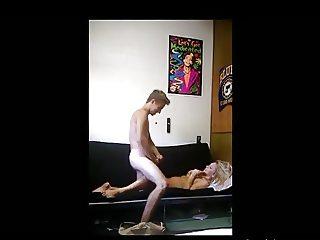 College Dorm Room Hidden Camera