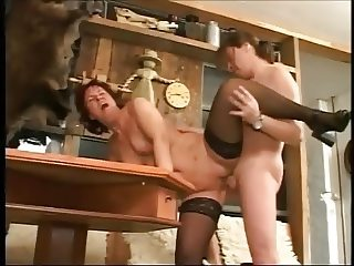 German Milf needs a Fuck