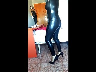 Dance in Catsuit