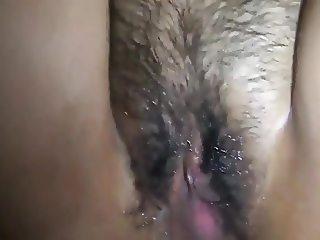 BBW GF anal sex & creampie
