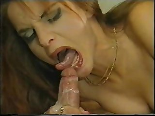 hard fuck and cum in mouth