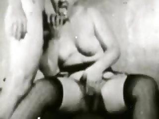 Old vintage sex