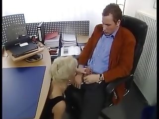 Michaela Reich - Sex in office