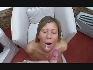swallow cum