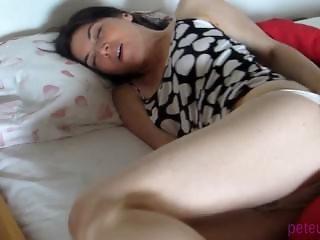 P masturbating farts