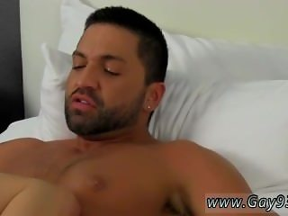 Coach kissing gay twink movieture Room Service With More Than A Smile
