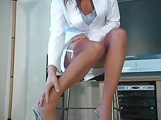 Legs in stockings 2