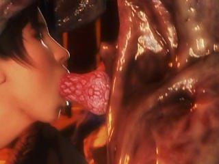 Kunoichi 2: Beastly_Bacchanalia