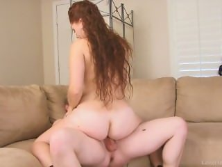 Cowgirl rides cock on camera like a pro