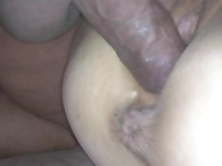 Chinese wife loves morning cock
