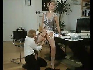 Classic German Office Fuck