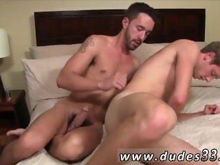 School guys gay sexy asses Kyle milks his own jizz-shotgun as Isaac nails