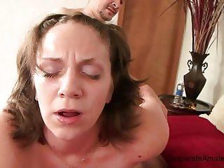 Compilation casting Desperate Amateurs mature moms nervous f