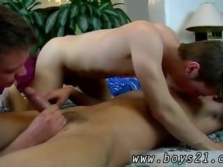 Free freak gay twink cock Inviting Austin to join the ultra-cute couple