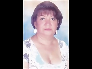 ecuadorian granny watching my cock