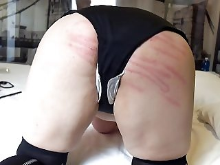 Torture tits sessione: shot on ass