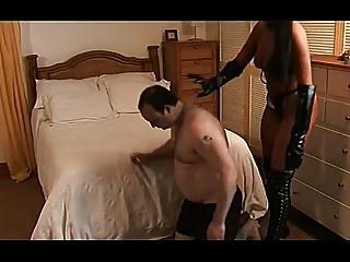:-  HUSBANDS FEMDOM SURPRISE -: ukmike video