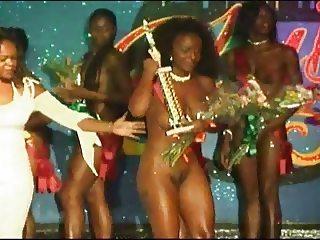 Miss Black Nude
