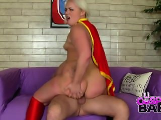 COSPLAY BABES Super Anal Girl
