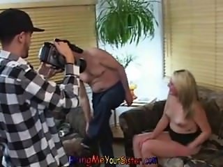 Sick brother Films Beautiful Blonde NOT sister Fucking - Go2Cams.com