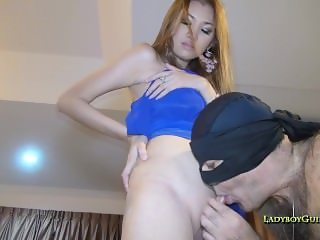 Penis Satisfying Thai T Girl