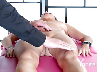 Yonitale: beautiful orgasm of hot Paula Shy