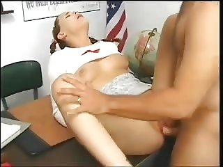 SB3 Schoolgirl Enjoys Her Punishment Fuck !