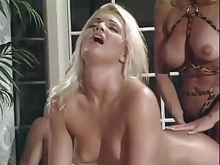 Angela Baron & Krysti Lynn - Fantasy Exchange (1993)