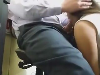 AsianSexPorno.com - Suck boss dick
