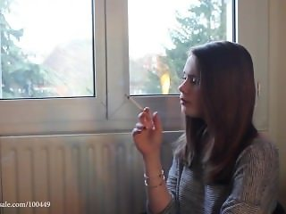 Letty Smoking Marlboro 100s