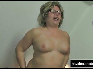 BBW german milf gets fucked