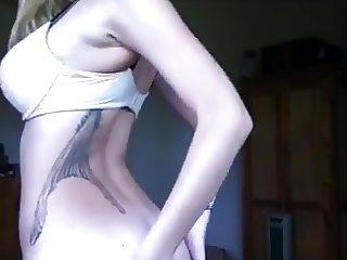 Teen show beautiful body
