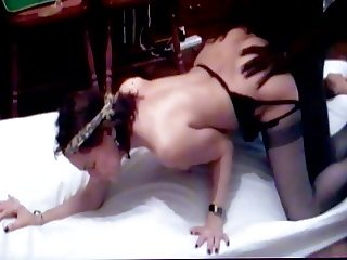 AndreaSex fucked by lover man while Cuckod film happy
