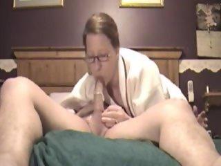 Sperm milking pt1