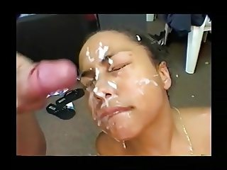 Tracy loves sucking white cocks