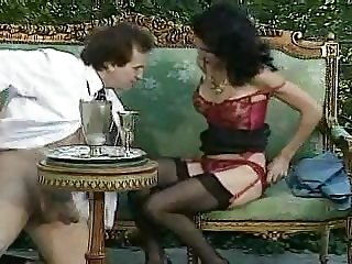 Hot classic euro anal