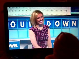Having A Wank Watching Rachel Riley