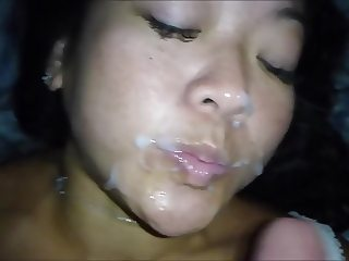 0130817 ver.9 Kinky prostate play, leads to facial pt.2