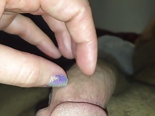Slow jerk off in London Hotel