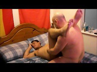 Fucking a hot Colombian boy bareback