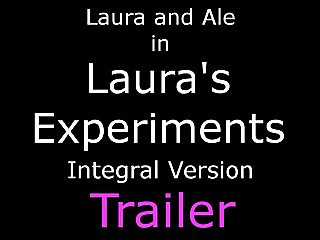 Laura s Experiment Integral Version - Foot Worship