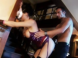 This kinky couple will do anything to satisfy their needs