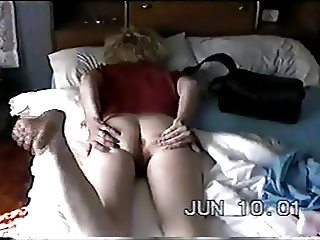 Amber's anal play and gape