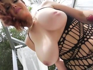 Huge Big Tits Music Video #5 - Big Tits with Oil