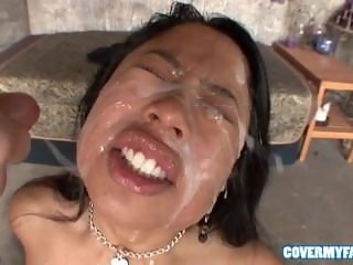 FACES OF CUM Kya Tropic