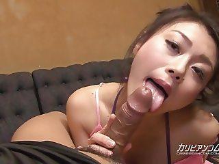 Japanese Soapy girl - Kyoko Nakajima