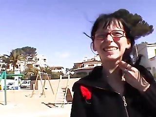 Beach-Casting auf Mallorca - HOT!