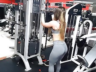 yes!!! fitness hot ASS hot CAMELTOE 29